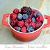 Super Alimentos - frutas vermelhas