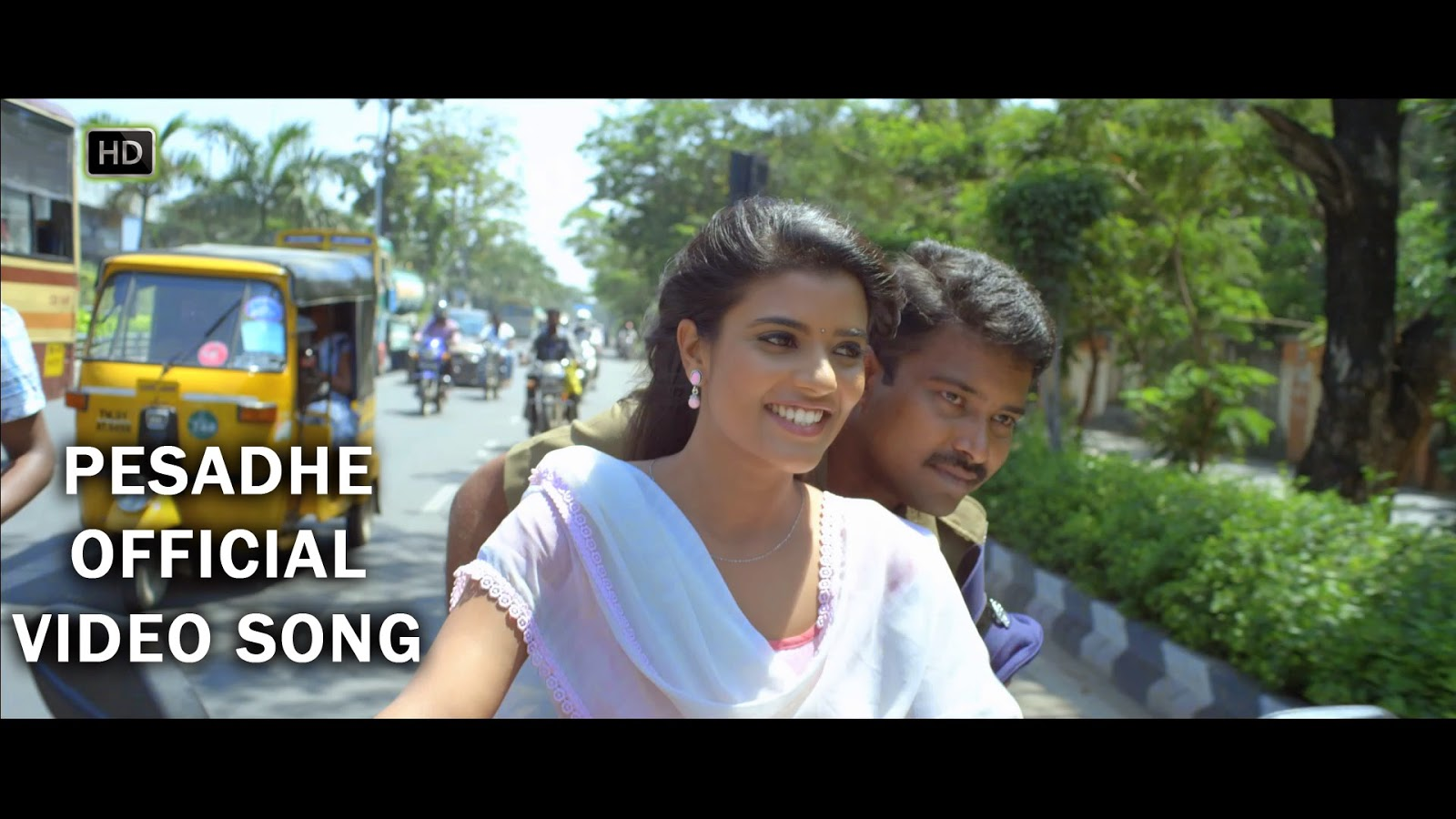 Thirudan Police Pesadhe Official Full Video Song | Dinesh | Iyshwarya | Yuvan Shankar Raja