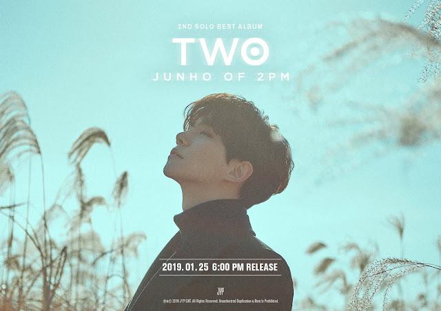 Junho 준호 solo album two