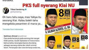 Akibat Elite PKS Menggunjing NU