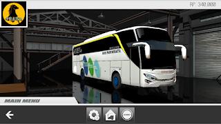Livery Kramat Djati ES Bus Simulator ID 2