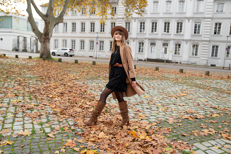 easy chic fall outfit idea