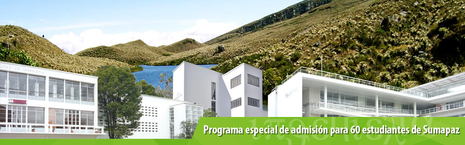 Nuevo programa de admisión PEAMA Sumapaz