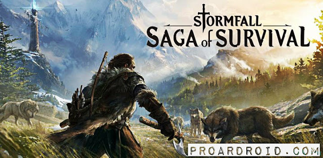 لعبة Stormfall Saga of Survival v1.13.2