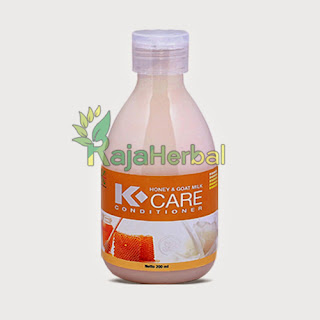 K-Care Honey & Goat Milk Conditioner