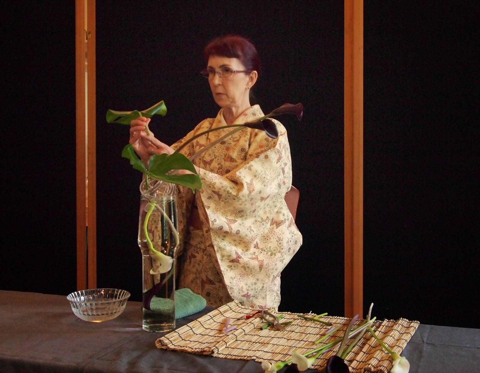 The Nordic Lotus Ikebana Blog 2014