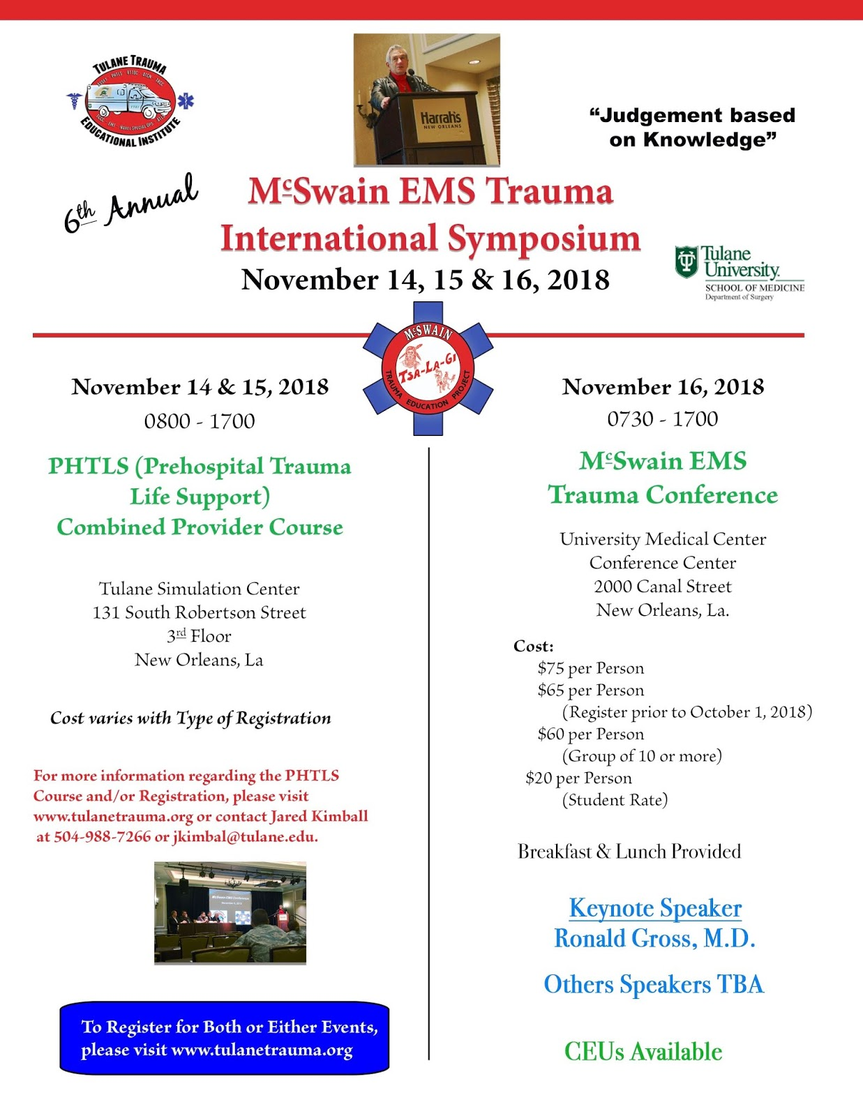 Ems Solutions International Marca Registrada 6th Mcswain Ems Trauma