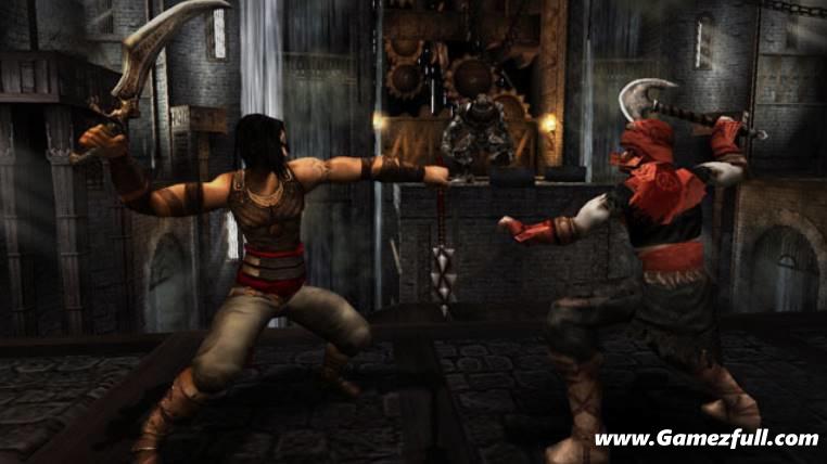 Prince Of Persia El Alma Del Guerrero PC Full Español