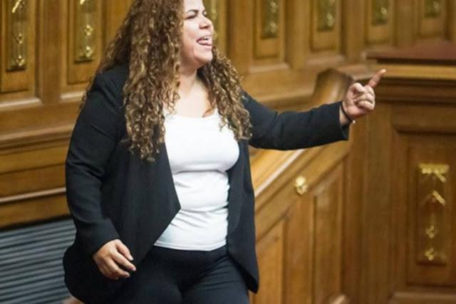 Iris Varela: Le recomiendo a Luisa Ortega que se cuide de Rodríguez Torre
