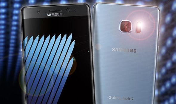 Galaxy Note 7 'corrigido' explode em aeroporto