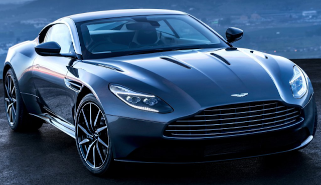 2017 Aston Martin DB11 Design