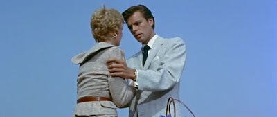 Joanne Woodward, Robert Wagner - A Kiss Before Dying (1956)