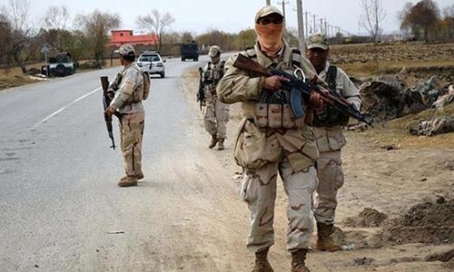 25 Anggota Taliban Tewas di Afghanistan