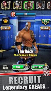 WWE Champions Apk Mod Terbaru