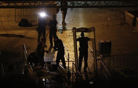 Israel retira los detectores de metal de la entrada de Al-Aqsa