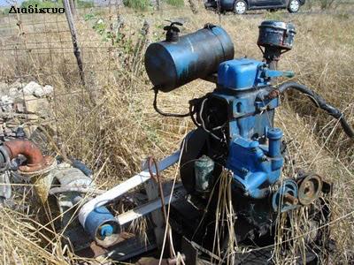 Η ανεπανάληπτη μηχανή Μαλκότση που κελαηδούσε στις ακροποταμιές μαζί με τα αηδόνια.