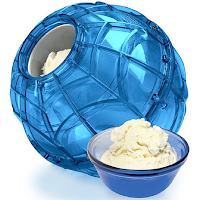 L'ice Cream Ball, une balle qui permet de faire de la glace maison.