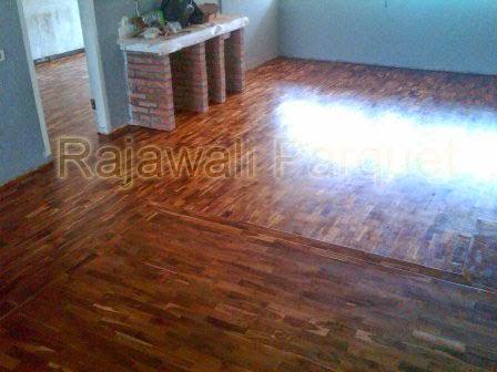 Jual lantai kayu Merbau