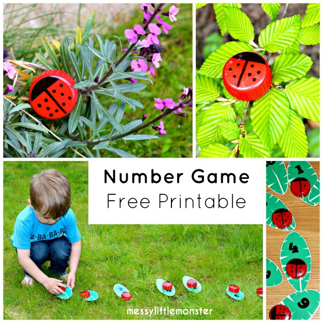 Ladybird Craft Activities For Early Years