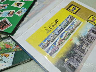 Hobi kumpul setem, buku setem, setem malaysia