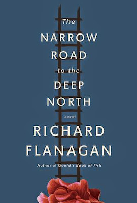 The Narrow Road to the Deep North by Richard Flanagan - book cover