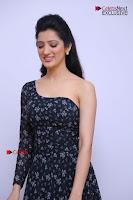 Telugu Actress Richa Panai Stills in One Shoulder Floral Long Dress at Rakshaka Bhatudu Movie Interview  0054.JPG
