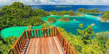 Wajib Dikunjungi, Inilah 4 Bukit Paling Ciamik di Indonesia