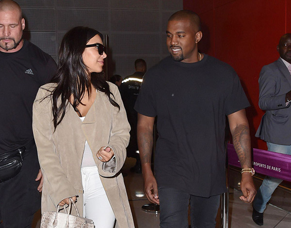 Kim Kardashian Worried Kanye West Is Working Too Hard With New Cosmetics Line