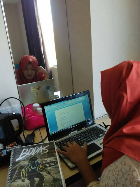 Kenapa Saya Harus Menulis, Sebuah Ikrar Untuk Terus Menulis