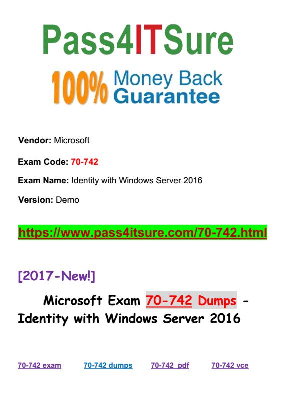 Latest Microsoft Exam Guides 2017 Hotlatest Upload Microsoft 70