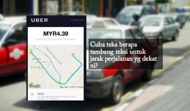 Lelaki Ini Mahu Gunakan Teksi Dengan Harapan Mereka Sudah 'Berubah' Tapi Jawapan Yang Diterima..
