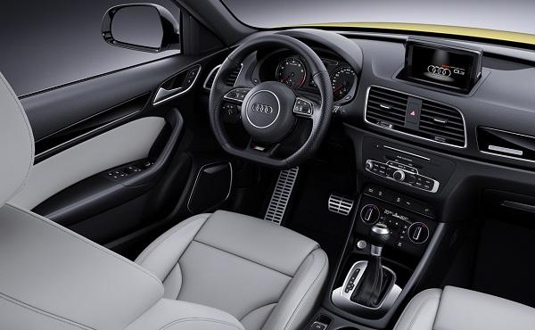 interior Audi Q3 2017