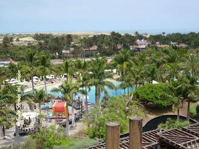panoramica hotel baobab