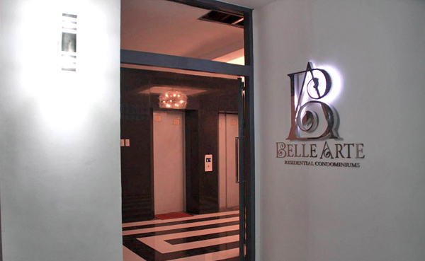 Belle Arte Condominium - Bacolod real estate - Bacolod condo