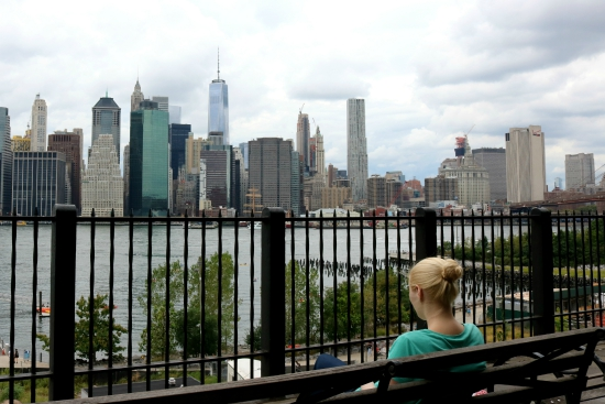 Brooklyn Heights Promenade | Manhattan Skyline | New York City