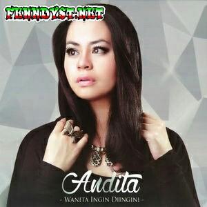 Andita - Wanita Ingin Diingini (2015) Album cover