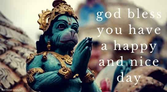 good morning wallpaper images of god hanuman ji