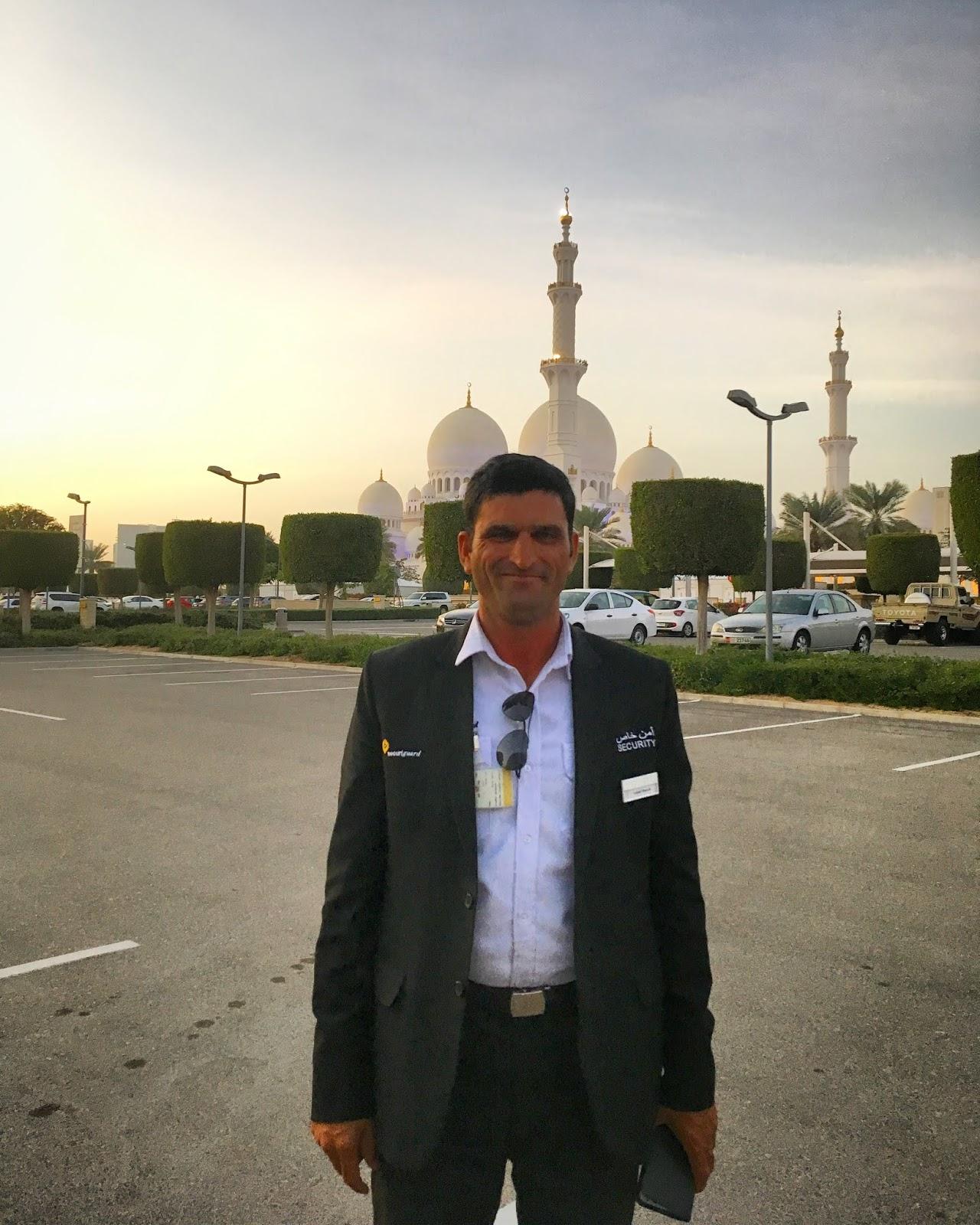 Amjad (PK), U.A.E