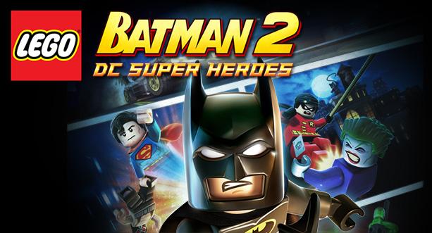 LEGO Batman 2 DC Super Heroes PC Full Version