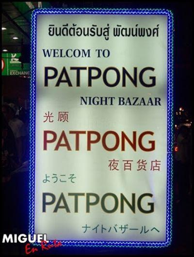 Bangkok-Patpong-market-night-life