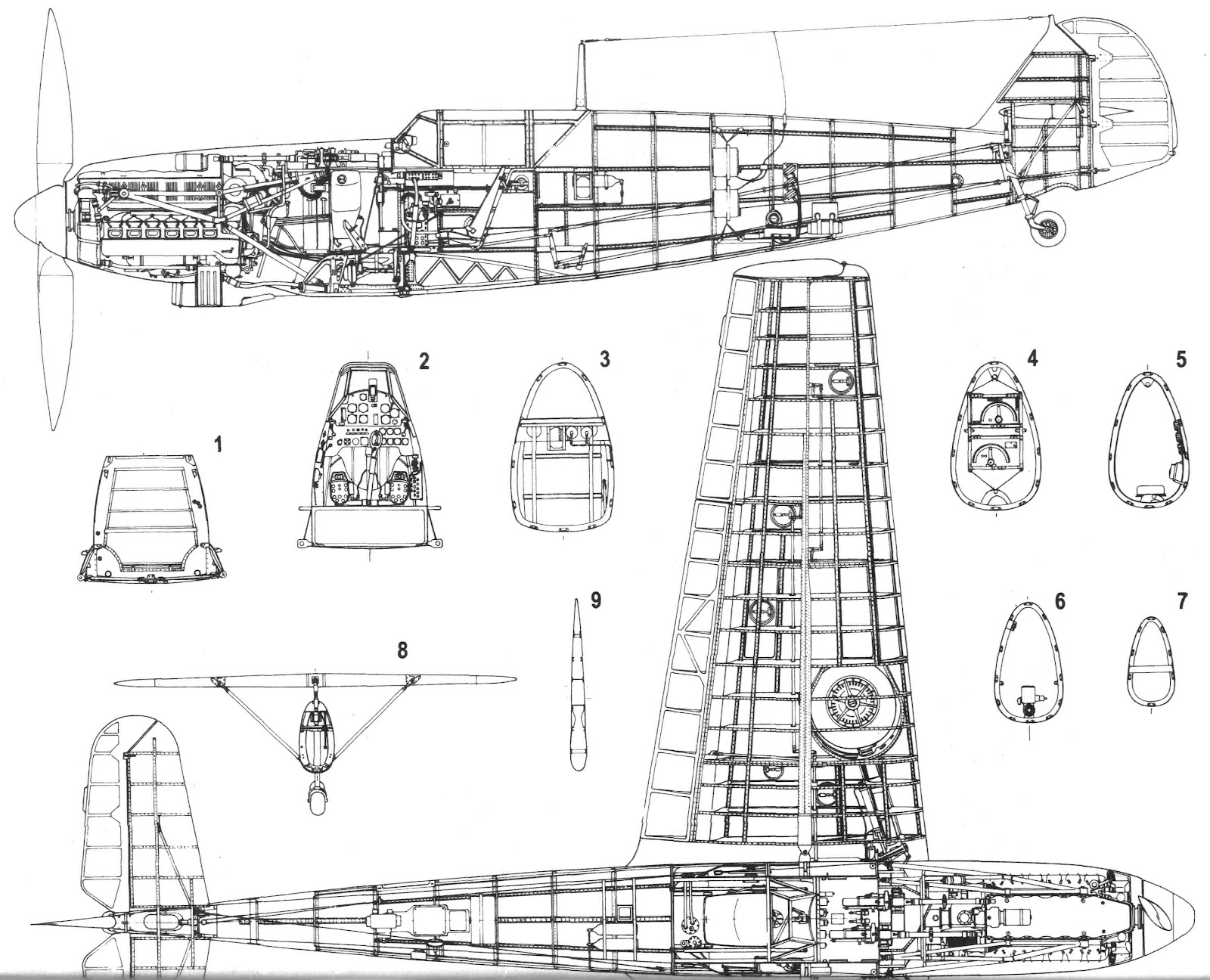 Pilot G Limit Compared To The Bf 109 And Fw 190 Page 4 Ed Forums Citroen C3 Wiring Diagram