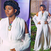 Waje Looks Amazing in Grecian inspired Attire