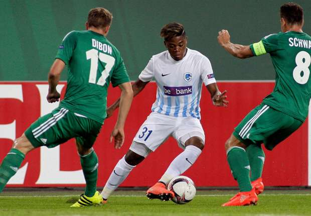 Genk braced to lose Manchester United target Bailey