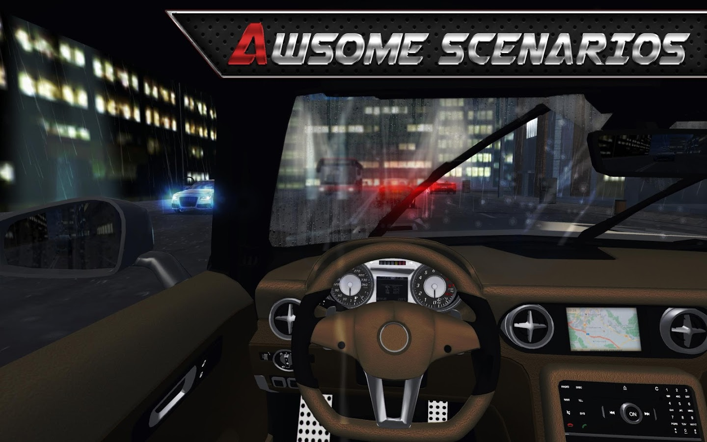 Real Driving MOD APK