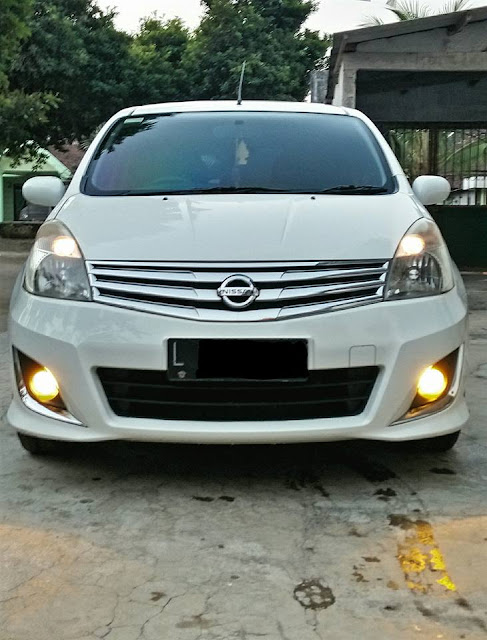 Nissan Grand Livina 1.5 XV tahun 2013
