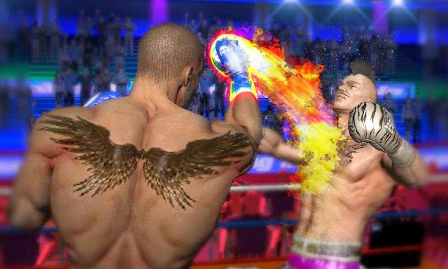 Download Punch Boxing 3D Apk Mod Unlimited Money