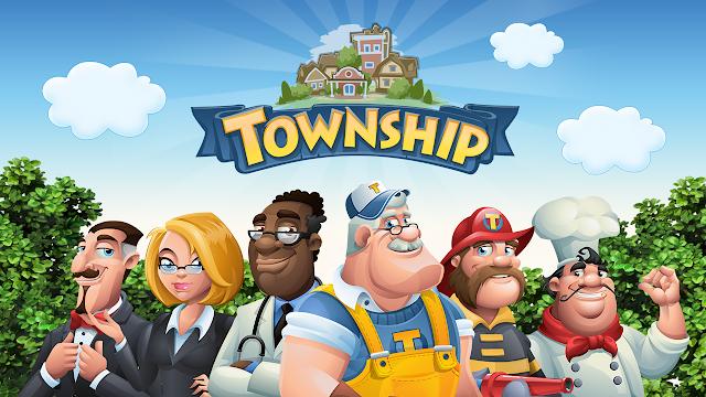 تحميل لعبة مزرعة Township v3.9.1 مهكرة للاندرويد