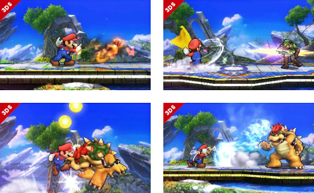 Super Smash Bros Wii U Controls special move