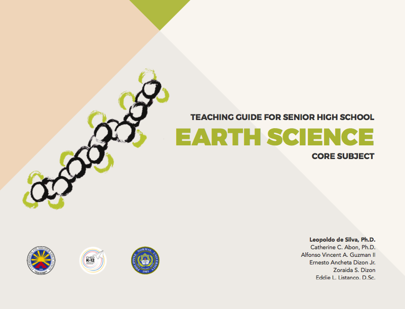 Teaching Guide for Senior High School: Earth Science