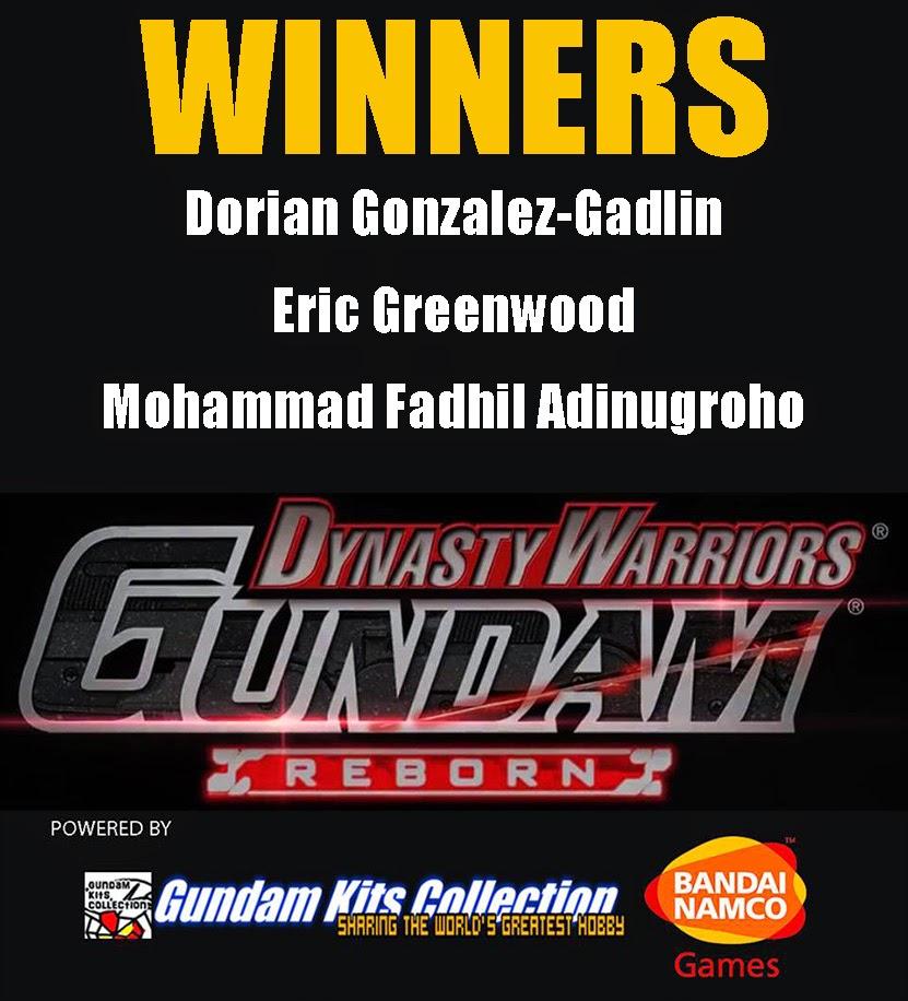 Gundam Dynasty Warriors: REBORN FREE FULL GAME GIVEAWAY